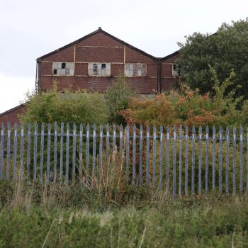 Brownfield site